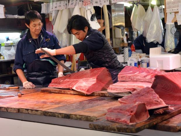 World S Biggest Fish Market Set For New Tokyo Home Ctv News