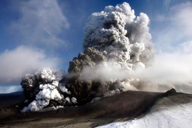 Most active volcanoes