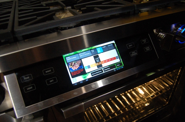 Dacor smart stove