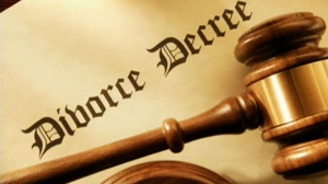 Divorce decree