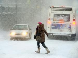 winter wallop hits parts of Canada and U.S.
