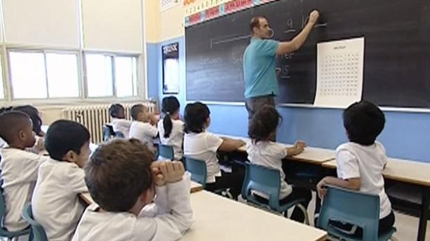 Teacher target