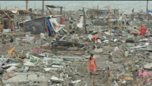 CTV Montreal: Volunteers helping typhoon victims