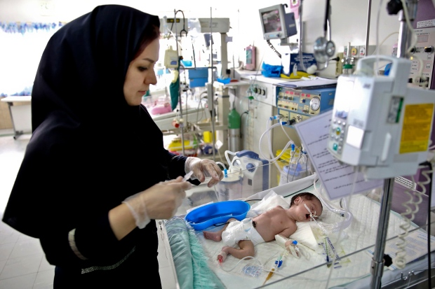 Iran calls for more babies