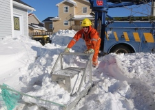 Power outages deep freeze Newfoundland St. John's