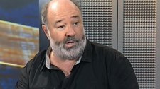 Michael O'Sullivan, the CEO of the Humane Society of Canada, appears on CTV News Channel on Wednesday, Aug. 17, 2011.