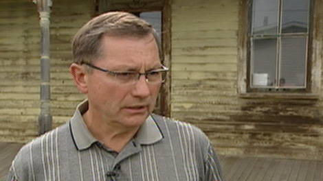 Ed Stelmach speaks to CTV from his home on August 17, 2011.