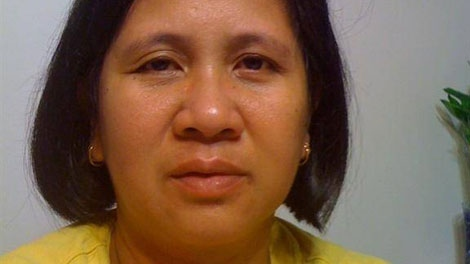 Police said Racquel Junio was allegedly abducted early Thursday morning in Brampton by her estranged husband.