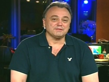 Michael Kapoustin told CTV's Canada AM that he still can't believe he's back on home soil after 12 years in a Bulgarian prison.