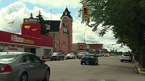 city of melfort
