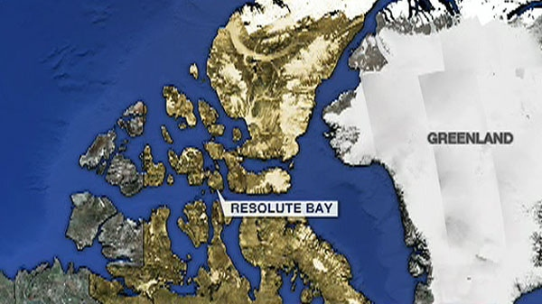 RCMP in Nunavut have confirmed that a plane with 15 people on board has crashed near Resolute Bay.