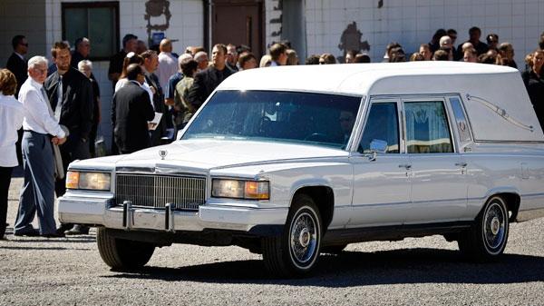 Rick Rypien Funeral