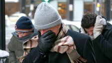 Extreme cold hit U.S.
