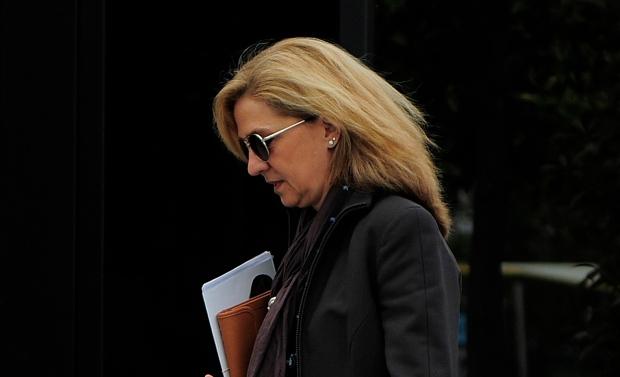 Princess Cristina subpoenaed