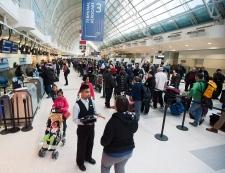 Pearson delays Toronto cold delays cancellations