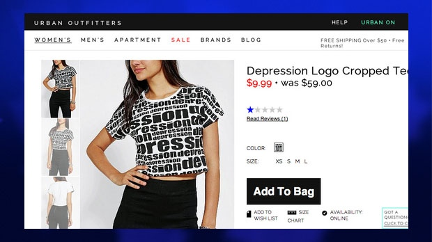 Urban Outfitters pull controversial T-shirts