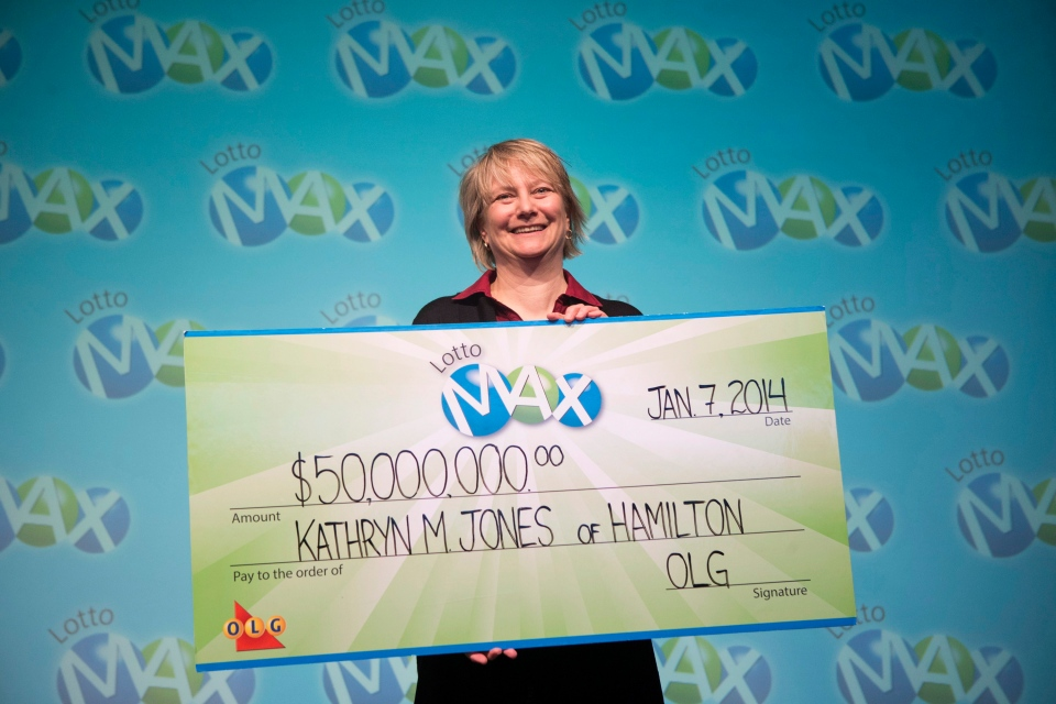 Max Lottery Results Canada