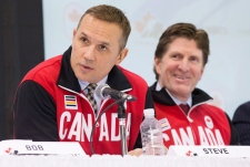 Crosby, Toews, Stamkos named to men's Olympic hock