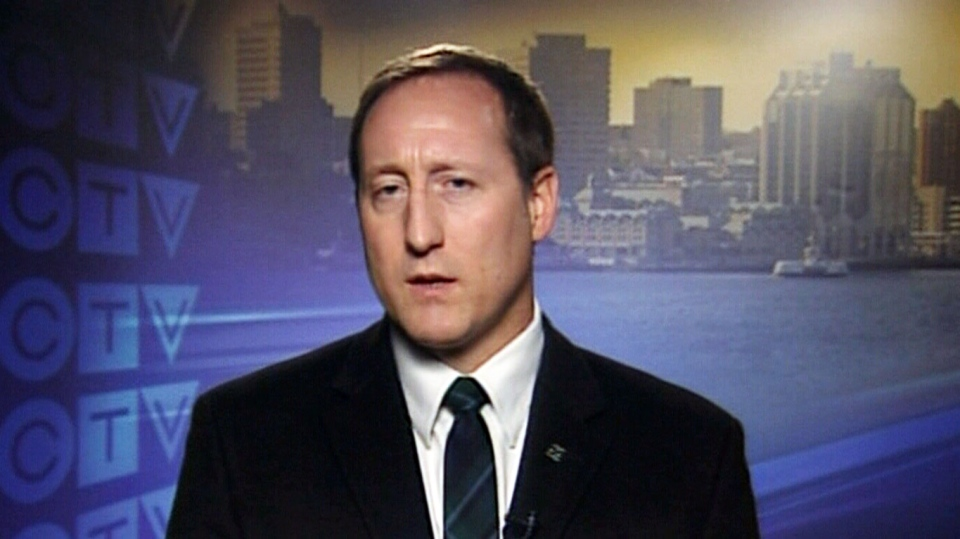 Justice Minister Peter MacKay speaks to CTV's Power Play on Tuesday, January 7, 2014.