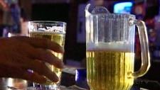 Beer, binge drinking