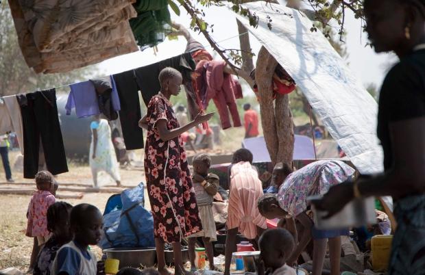 South Sudan peace talks stalled