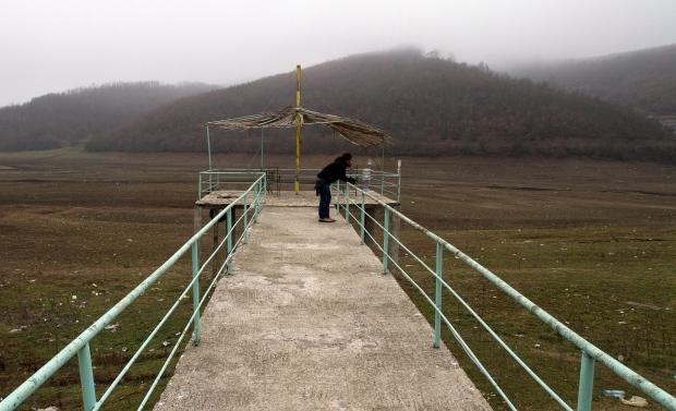 Kosovo experiencing drinking water shortage