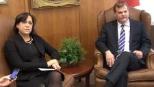 Vivian Bercovici new Canadian ambassador to Israel