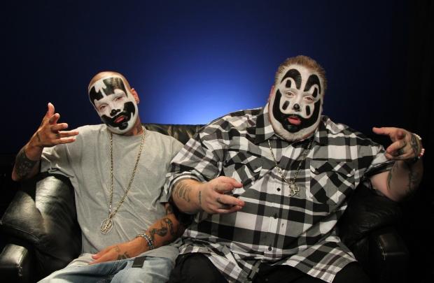 Insane Clown Posse sues government after FBI designates 'Juggalos