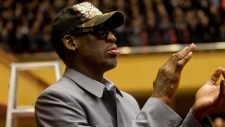 Dennis Rodman defends friendship