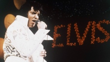 Quebec teen sings at Elvis birthday party
