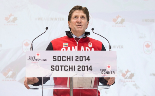 Sochi 2014 Canada hockey Olympic roster gold medal