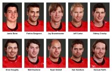 Team Canada Sochi