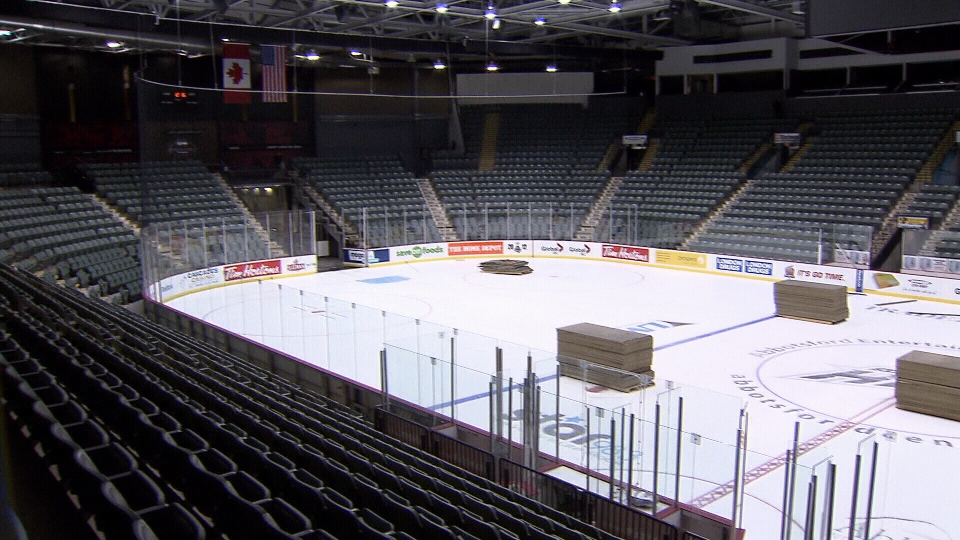Abbotsford Sports Entertainment Centre