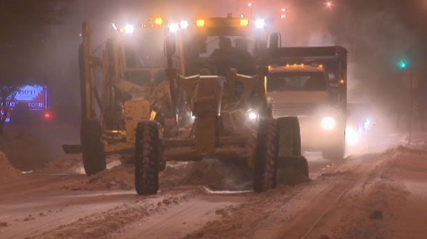 Todd Dube of Wise up Winnipeg was appealing a ticket he received for not moving his car during a residential snow clearing operation. (File)