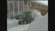 Snow Clearing in Muskoka