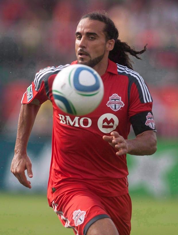 Toronto FC's Dwayne De Rosario