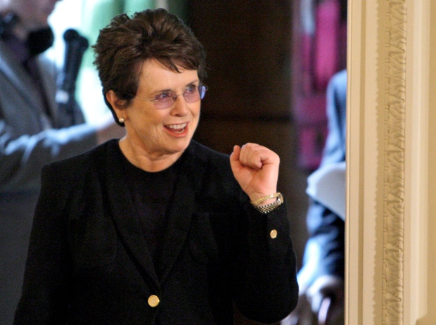 Billie Jean King to lead US at Sochi Olympics