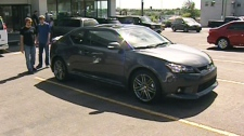Sales at new-car dealers grew by 3.3 per cent and sales at used-car dealers rose 10.4 per cent in June, 2011.