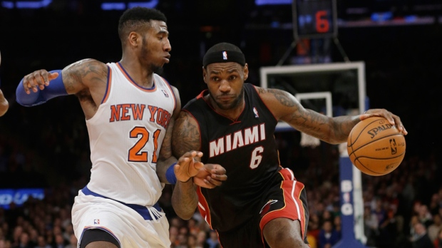 Iman Shumpert defends LeBron James