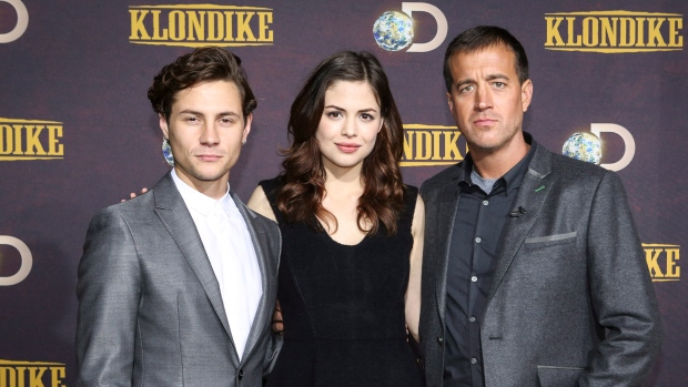Discovery to launch miniseries 'Klondike'