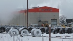 Hundreds of workers at Evraz steel in Regina have been given layoff notice.