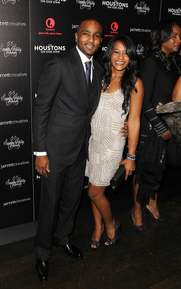 Bobbi Kristina Brown gets married