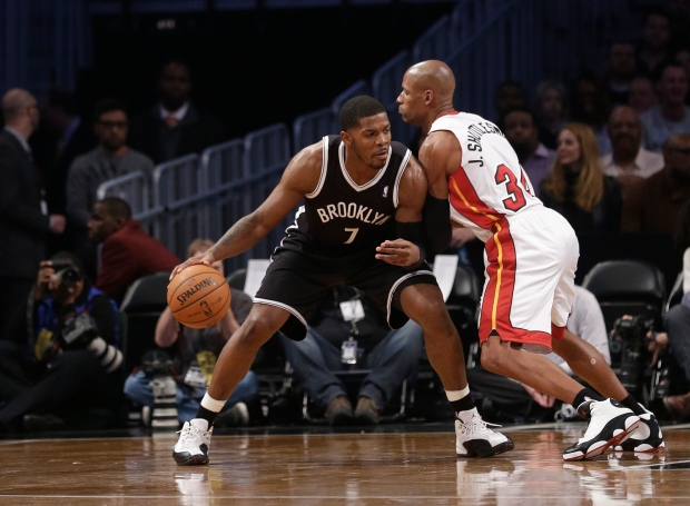 Joe Johnson, Ray Allen