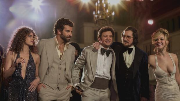American Hustle cast up for Golden Globes