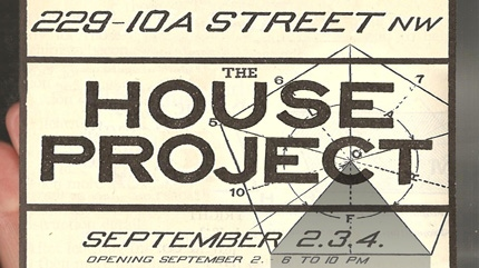 House Project Poster