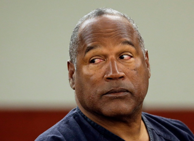O.J. Simpson in 2013