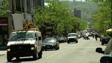 The Plateau-Mont Royal wants drivers to stick to main streets (August 24, 2011)
