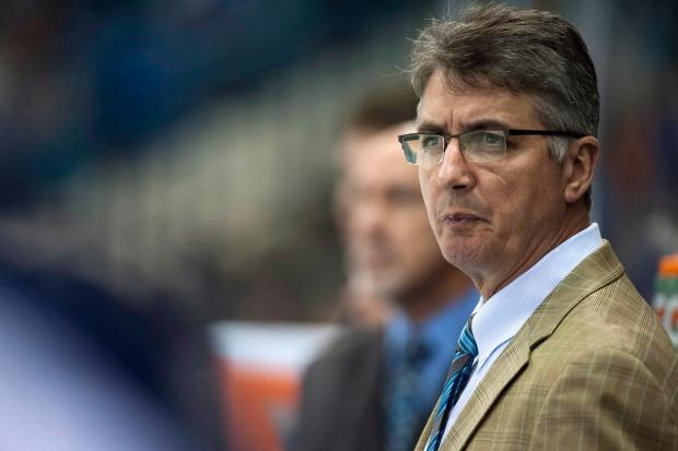 Claude Noel fired as head coach of Jets