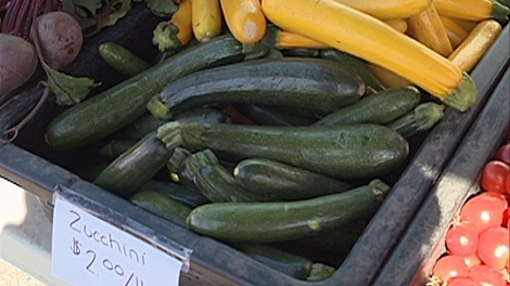 With harvest underway in Saskatchewan, vegetable growers are bringing in their bounty, and hoping more consumers will choose home grown produce this fall.