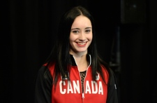 Figure skater Kaetyln Osmond named to team